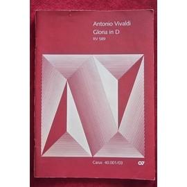 Vivaldi, Gloria in D , RV 589