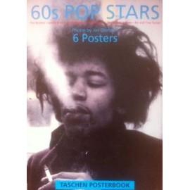 5 Posters Beatles/James Brown/J.HENDRIX/par Jan OLOFSSON