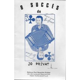 8 succès de jo privat