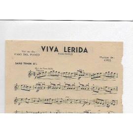 Viva Lerida - Paso Del Fuoco