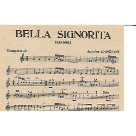Bella Signorita - Ollé Pépito