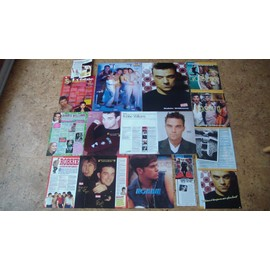 posters robbie williams ( take-that )