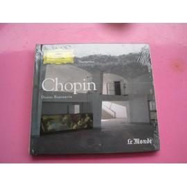 Frédéric Chopin (1810-1849) : Les 21 Nocturnes intégrale op 9 15 27 32 37 48 55 62 N°19 en mi op post 72 N°1 N°20 en ut dièse mineur op post N°21 en ut mineur opus posthume par Daniel Barenboim piano