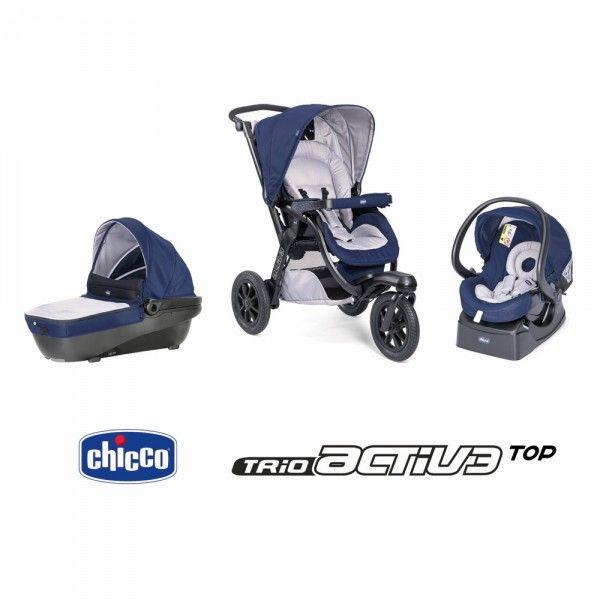 Trio Activ3 CHICCO