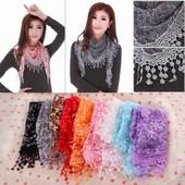 accessoire mode foulard dentelle pas cher ou d occasion sur Rakuten 46c20948628