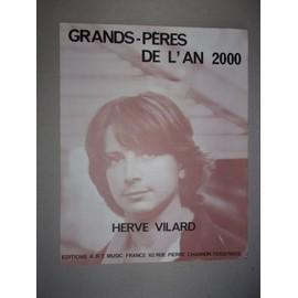 grands pères de l'an 2000 (Hervé Vilard)