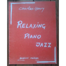 Charles Henri Relaxing Piano Jazz Partition