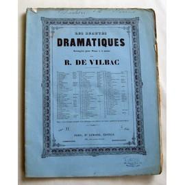 LES BEAUTES DRAMATIQUES-R. DE VILBAC-N°11 Novembre 1863-CHARLES VI-