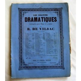LES BEAUTES DRAMATIQUES-R. DE VILBAC-N°44 -COMTE ORY-