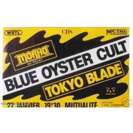 Blue Öyster Cult - Concert à la mutualité