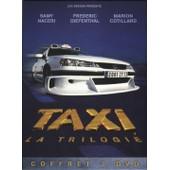 Taxi - La Trilogie - Pack - Edition Belge de G�rard Pir�s