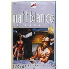 Matt Bianco - Affiche promotion de disque
