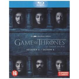 Image Game Of Thrones (Le Trone De Fer) Saison 6 (Blu Ray)