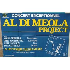 AL DI MEOLA - Jazz