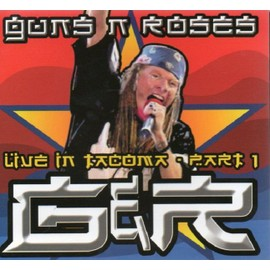 Live in Tacoma part 1 live 2002