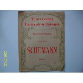 Rêverie de R.Schumann.