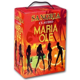 Image Bag In Box Sangria Maria Ole 3 Litres