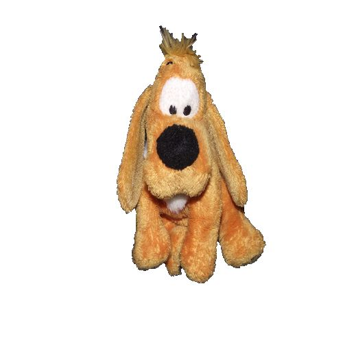 Doudou Bill le chien de Boule Marque Lascar Chien-Loup-Renard Classique