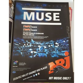 poster a4 muse