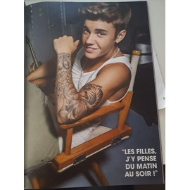 poster a4 justin bieber