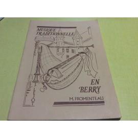 Vielle & biniou : musique traditionnelle en berry recueil de 43 partitions