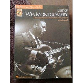 Best of Wes Montgomery signature licks