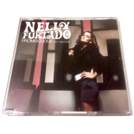 """Nelly Furtado feat. Timbaland """"Promiscuous"""" CD 1 Titre"""