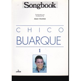 chico Buarque vol 1 - chediak - Songbook