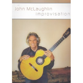John Mclaughlin Improvisations - Partition Guitare