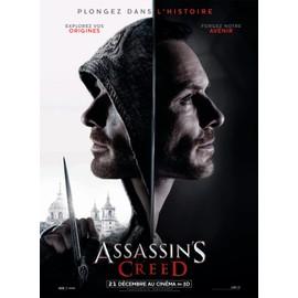 Assassin's Creed - 2016 - Michael Fassbender - AFFICHE / POSTER envoi en tube - 120x160cm