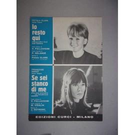 "Françoise Hardy ""se sei stanco di me"""