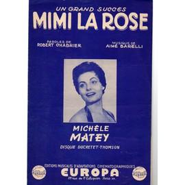 MIMI LA ROSE - MICHELE MATEY
