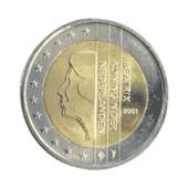 Piece 2 Euros 2001 Pas Cher Ou D Occasion Sur Rakuten