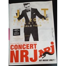 poster a4 justin timberlake