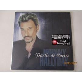 partie de cartes - les larmes de gloire (vinyl transparent)