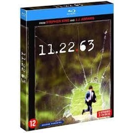 11.22.63 Blu Ray Disc (Edition Benelux)