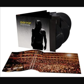 IGGY POP - POST POP DEPRESSION - LIVE AT THE ROYAL ALBERT HALL - 3 VINILOS