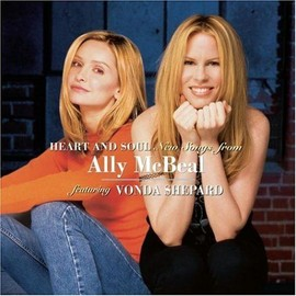Heart and soul, New songs from Ally McBeal featuring Vonda Shepard