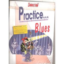 Practice... Blues Improvisez Live Guitare 1 K7 (cassette)