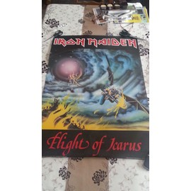 Iron Maiden Flight of icarus 1987