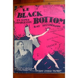 LE BLACK BOTTOM Super Charleston RAY HENDERSON