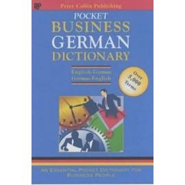 Business Glossary: English-German, German-English (Bilingual Business Glossary)