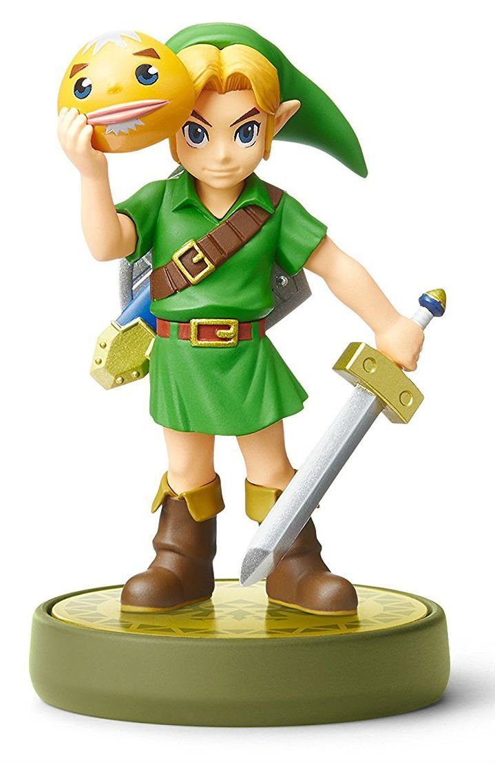 Amiibo 'Collection The Legend of Zelda' - Majora's Mask