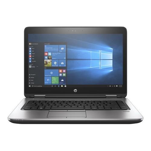 HP ProBook 640 G3 14 Core i5 I5 7200U 2.5 GHz 4 Go RAM 256 Go SSD