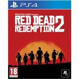 Image Red Dead Redemption 2 Playstation 4