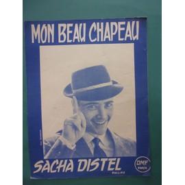 "sacha distel ""mon beau chapeau"""