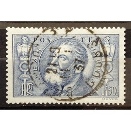 France - Jean Jaurès 1f50 Outremer (Joli n° 319) Oblitération Doubs - Cote 4,00€ - Année 1936 - N17270