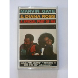 Marvin Gaye & Diana Ross - A special part of me