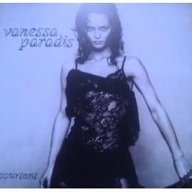 Vanessa Paradis Leaflet promo promo 'Pourtant'