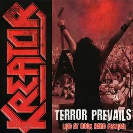 TERROR PREVAILS LIVE AT TOCK HARD FESTIVAL Part 1